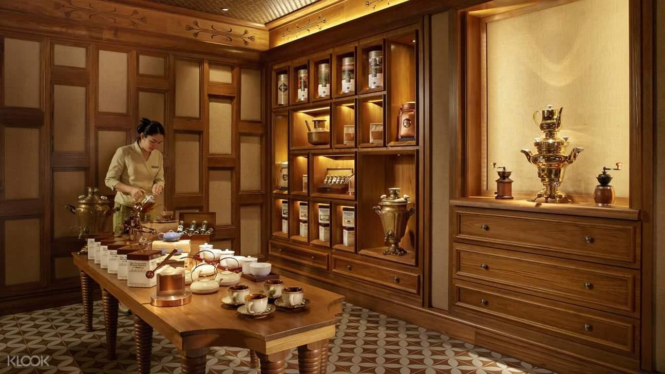 ภายในร้าน Khao by Four Seasons Resort ในเชียงใหม่